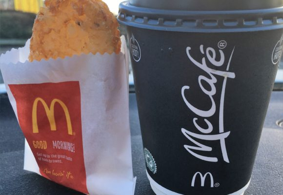 Eating Out – McDonalds