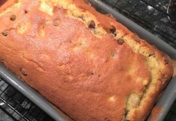 My Gluten Free Banana Bread Recipe