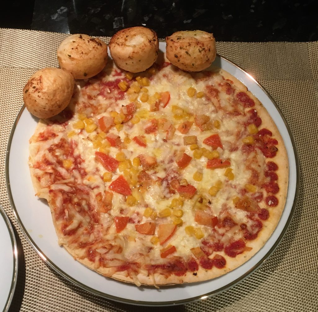 glutenfree, gluten free, pizza, dough balls, garlic, living coeliac, livingcoeliac