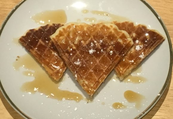 How to Make: Gluten Free Waffles