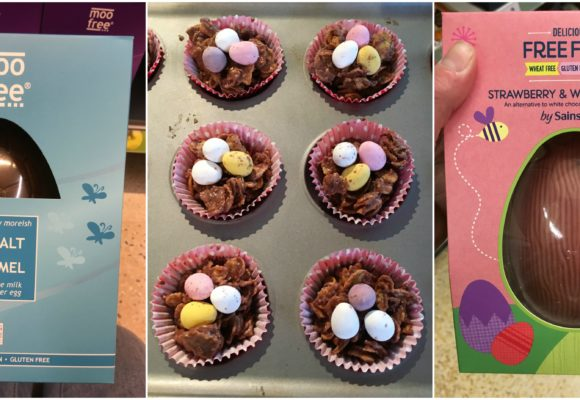 Gluten free Easter Treats I am loving Spring 2019