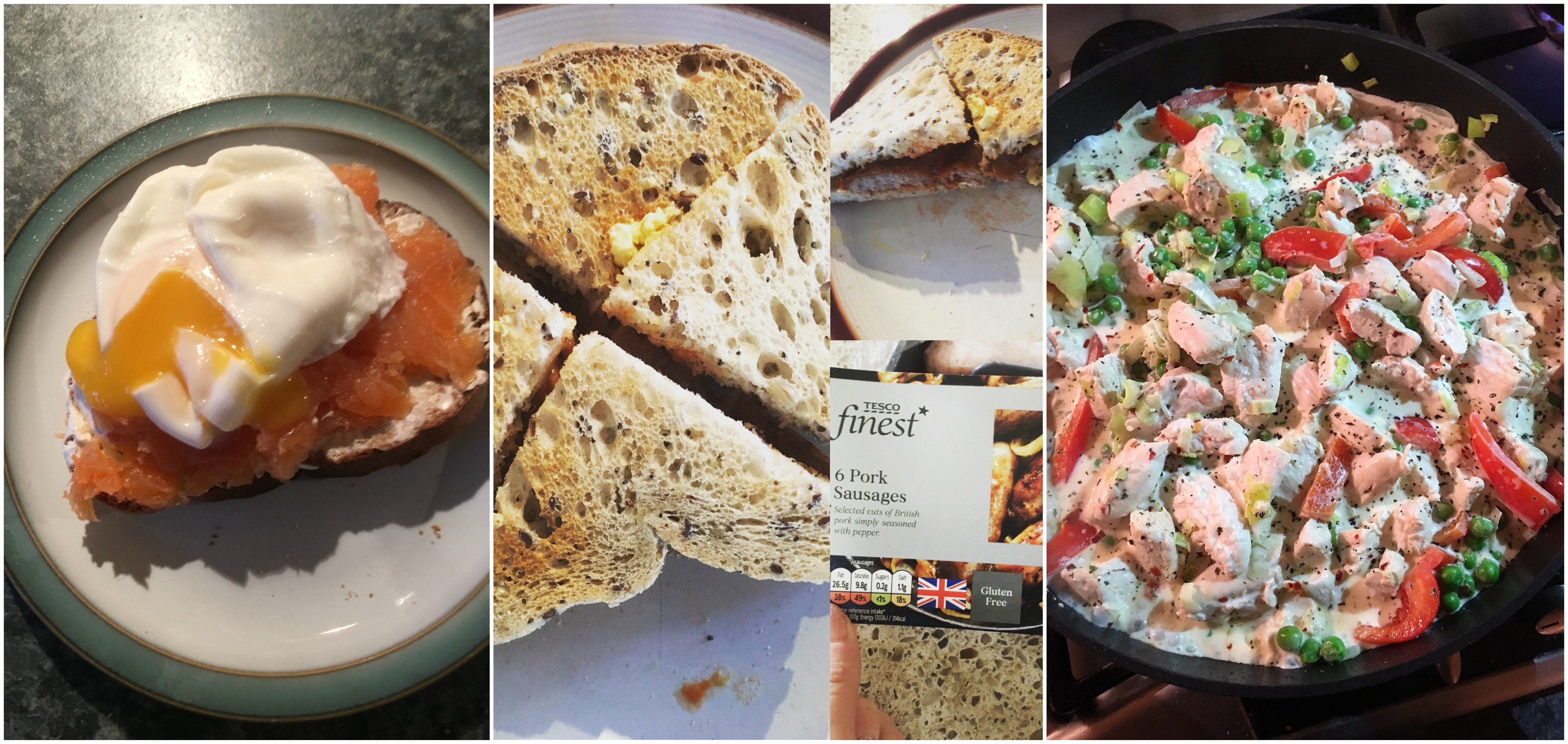 What I Eat In a Day: Weekend addition