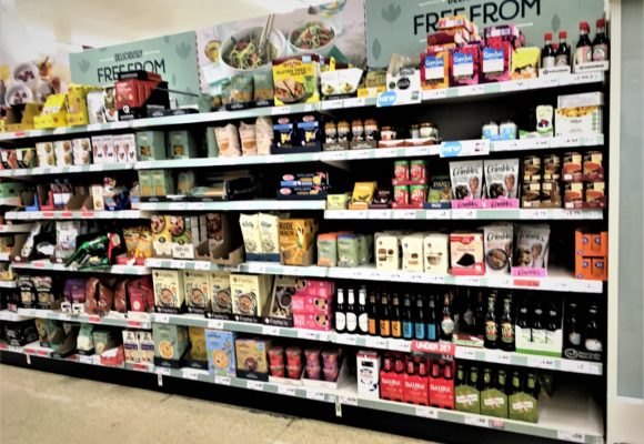 My Top Tips for Gluten Free Food Shopping