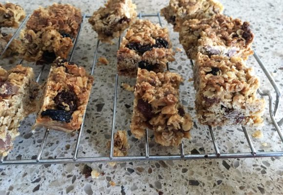 How to Make: Gluten free Flapjacks