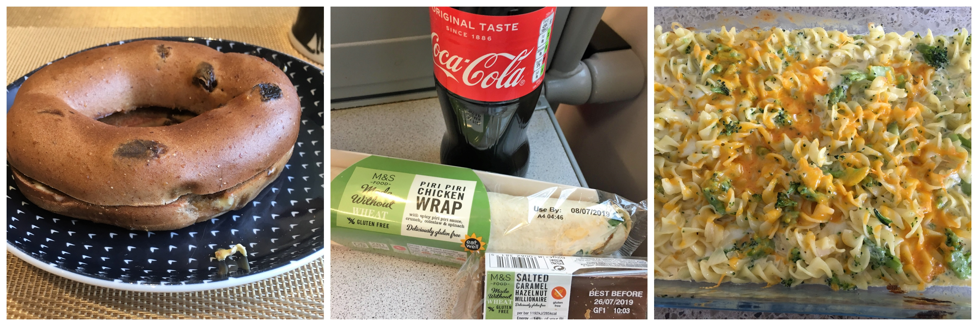 What I Eat In a Day – travelling gluten free