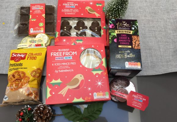 My Top Foodie Gifts for the Coeliac
