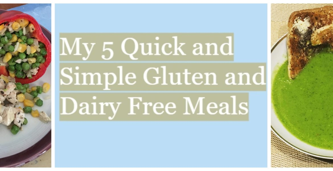 5 Quick and Simple Meals to Enjoy as a Coeliac