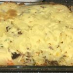 My Gluten Free, Dairy Free Cottage Pie Recipe
