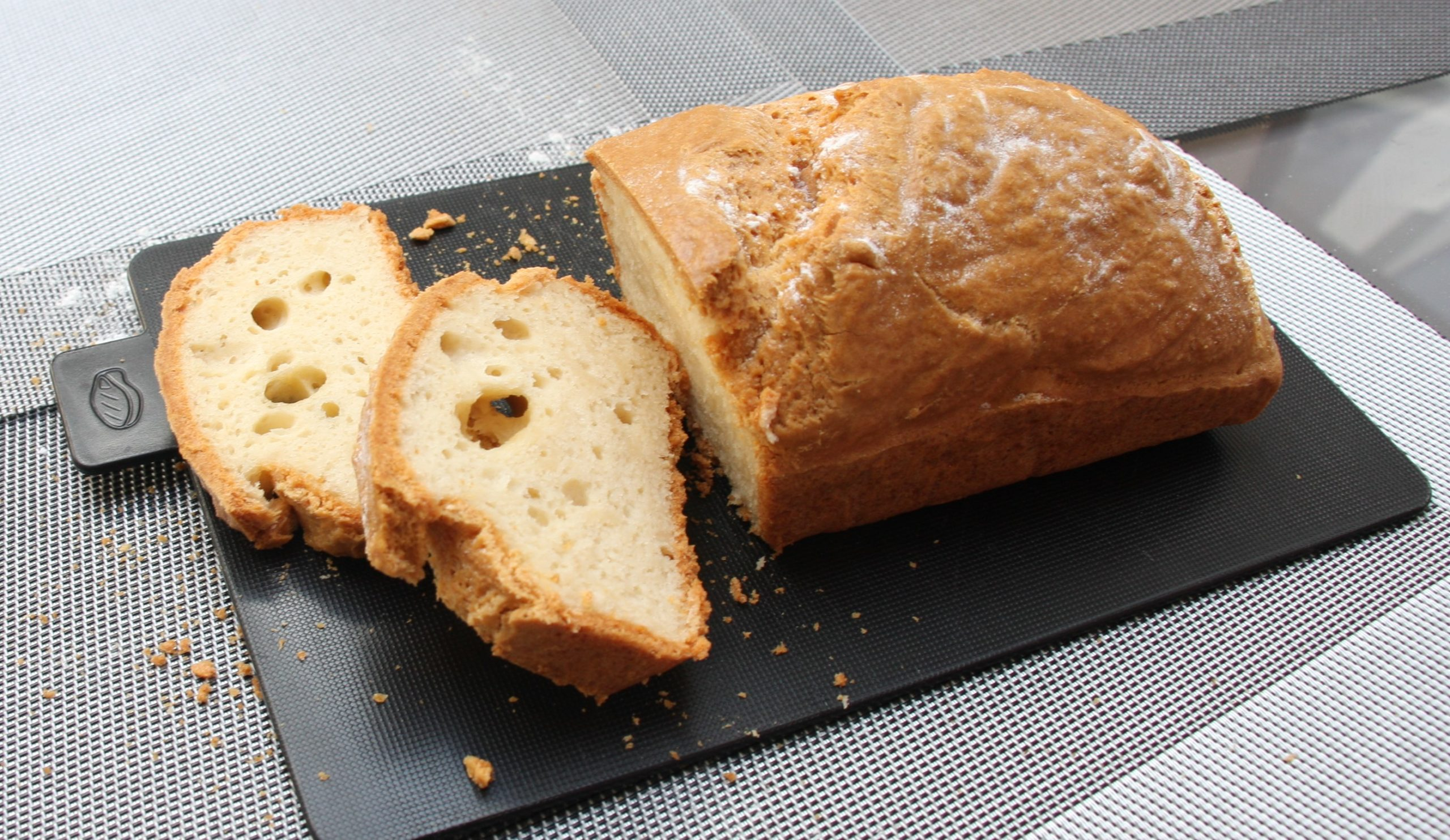 My Gluten and Dairy Free Bread Recipe
