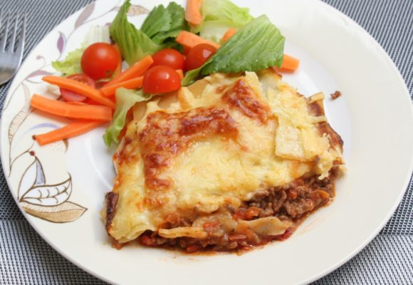 My Gluten Free Easy Lasagne Recipe