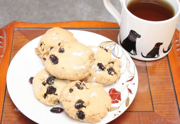 My Gluten Free Raisin Cookie Recipe