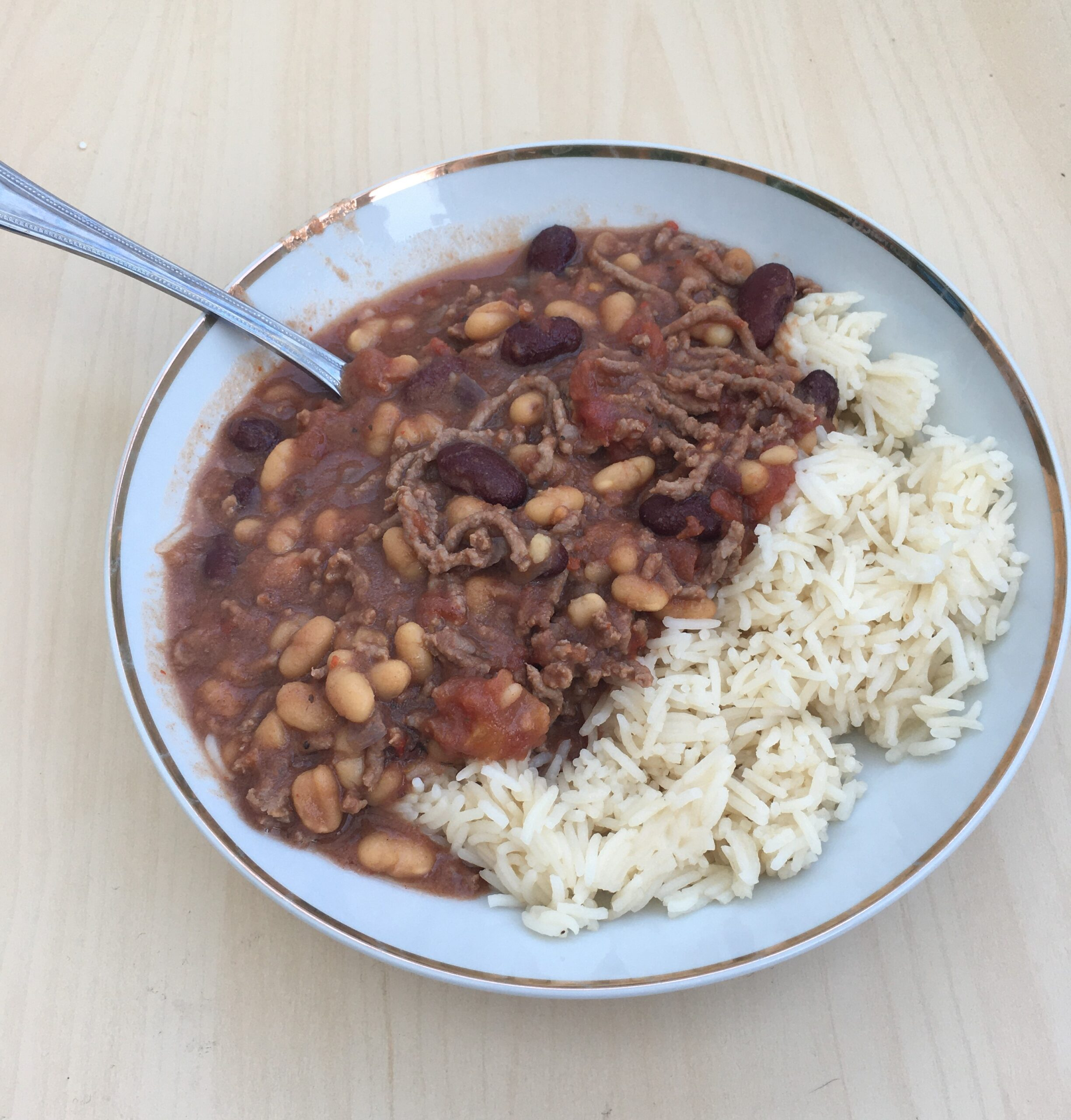 My Gluten Free Chilli Recipe