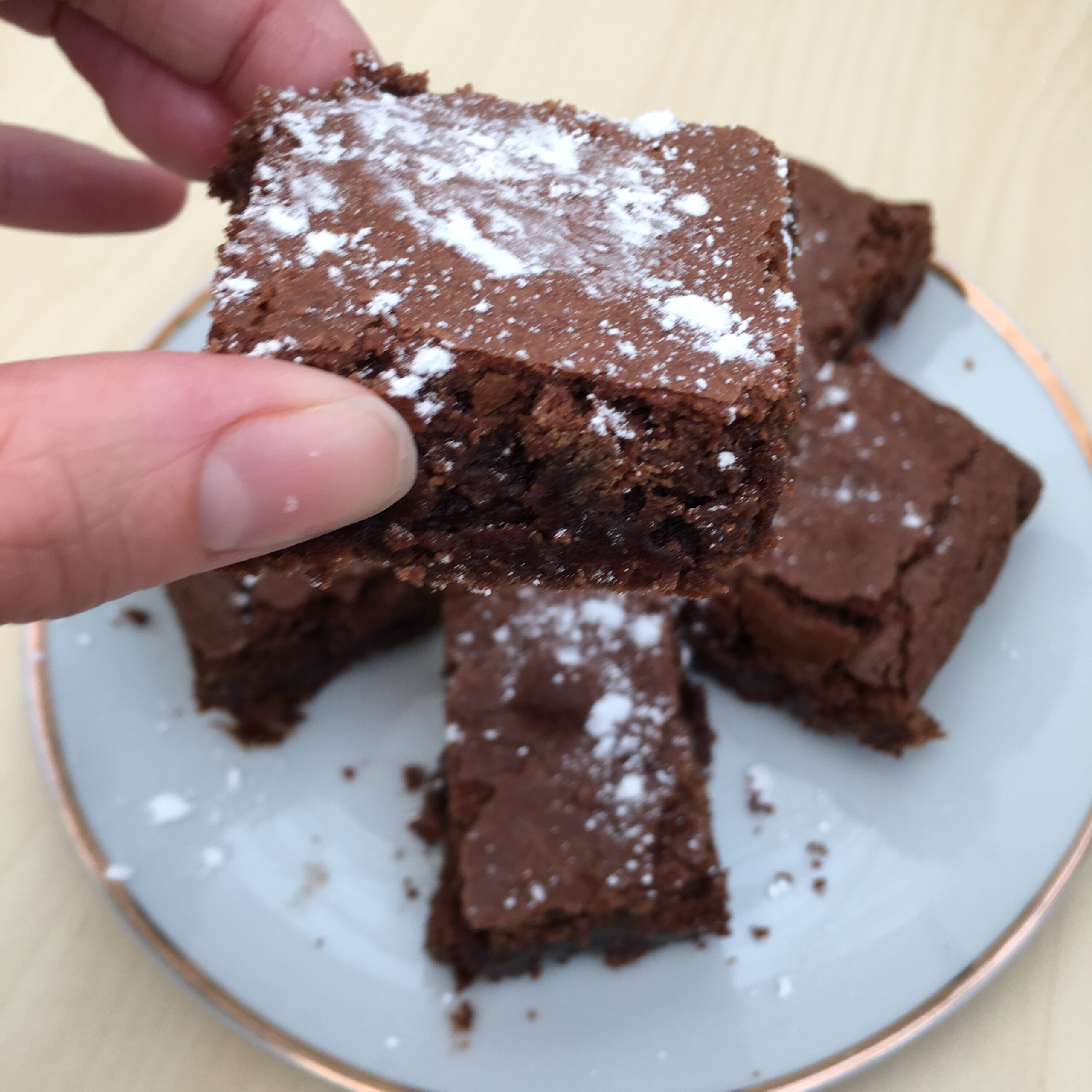My Easy Gluten Free Brownie Recipe
